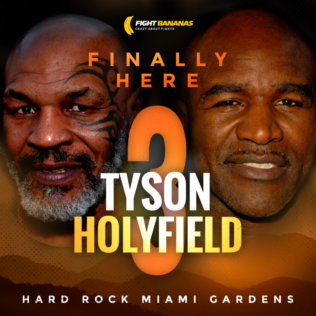 Tyson Holyfield 3